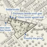 Uncovering William Hogarth's studio