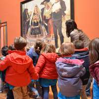 Engaging a museum's youngest visitors