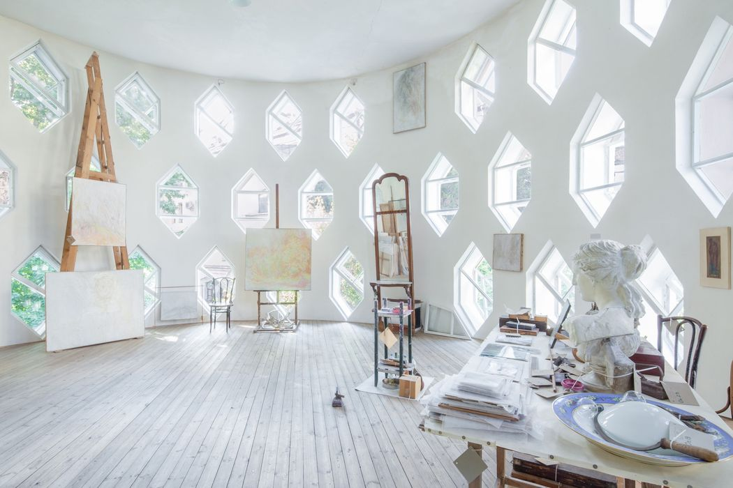 The Melnikov House, Moscow